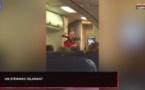"""Aérien : un steward fait le """"show"""" pendant les consignes de sécurité (Vidéo)"""