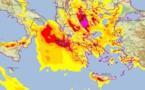 Grèce : alerte du Quai d'Orsay suite aux inondations meurtrières