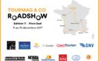 Grandi Navi Veloci ne perd pas le Sud avec le TourMaG and Co RoadShow