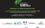 Palmes du Tourisme Durable : participez à la remise des trophées le 12 décembre 2017 à l'Institut du Monde Arabe à Paris