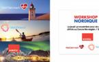 Cliquez pour voir les photos du Workshop Nordique 2017