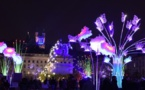 Fête des Lumières pare Lyon de couleurs