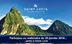 Sainte-Lucie : gagnez un voyage de rêve en assistant au webinaire