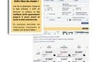 """Selectour : """"Affichage train + aérien sur un site grand public... une première !"""""""