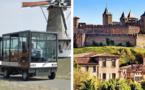 Carcassonne acquiert un train électrique touristique