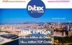 DITEX 2018 : Le salon soutient l'association Graines de Joie parrainée par Frédérick Bousquet