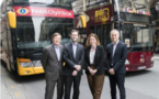 PARISCityVISION associé à Big Bus Tours