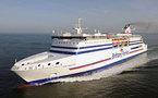 Brittany Ferries inaugure son nouveau navivre le Cap Finistère