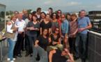 L'adieu à Plein Vent des salariés de St Laurent du Var