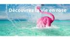 Lastminute.com veut nous faire voir la vie en rose
