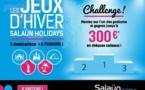 Salaün Holidays fait gagner des chèques cadeaux