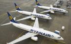 Ryanair : reprise des vols Clermont-Ferrand - Londres