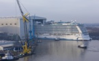 Norwegian Bliss prend l'eau (Vidéo)