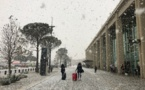 Neige : l'aéroport Marseille Provence bloqué