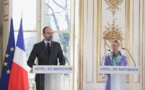 """Réforme SNCF : """"le recrutement des nouveaux employés se fera hors statut"""" Edouard Philippe"""