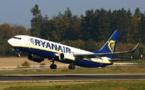 Ryanair lance une nouvelle ligne au départ de Strasbourg