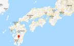 Japon : éruption du volcan Shinmoedake