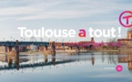 """Lancement de la campagne TV """"Toulouse à tout"""" en Europe"""