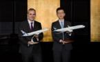 Partage de codes entre Cathay Pacific et Air Astana
