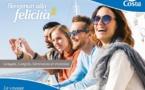 Costa Croisières édite une brochure dédiée aux groupes