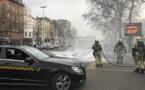 Bruxelles : les taxis en colère bloquent la ville