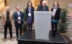 """Jean-Claude Gaudin sur le Ditex  : """"vers un grand salon de la Méditerranée"""" (Vidéo)"""