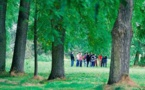 Arboretum de Versailles-Chèvreloup ouvre sur 200 hectares