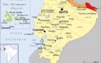 Equateur : couvre-feu dans la province d'Esmeraldas