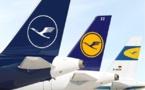 Grève Allemagne : Lufthansa annule de nombreux vols mardi 10 avril 2018