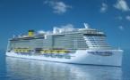 Le Costa Smeralda sur les flots pour la saison 2019/20