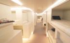 Bientôt des couchettes à bord des avions ?
