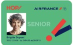 HOP! Air France lance une nouvelle carte Senior