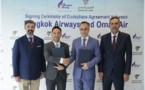 Oman Air en partage de codes avec Bankgok Airways