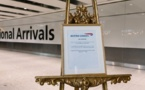 Londres Heathrow : British Airways fête la naissance du Royal Baby