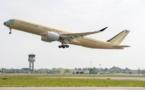 Premier vol réussi pour l'A350-900 Ultra Long Range