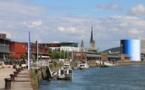 II. Rouen, à vélo, sur les bords de Seine