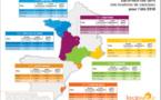 Locasun : l'Aquitaine, la Bretagne, la Côte d'Azur sur le podium de l'été 2018