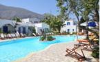 Héliades ouvre un club sur l'île d'Amorgos