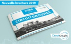 Hôtellerie-restauration : Circuitgroupes sort sa brochure 2019