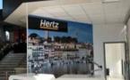 Hertz France ouvre une agence dans l'aéroport de Cannes Mandelieu