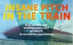 Thalys met à l'honneur 50 start-ups belges et néerlandaises