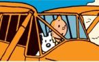 Tintin et ses avions s'envolent à Toulouse-Blagnac