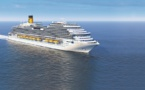 Costa Croisières : 4 nouveaux navires entre 2019 et 2021