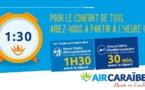 Air Caraïbes modifie l'heure limite d'enregistrement à 1h30