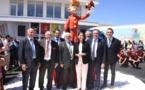 Parc Spirou : une inauguration en grande pompe
