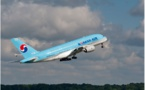 Korean Air s'envole vers la Croatie
