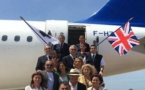Air Corsica ouvre une ligne Figari / Londres