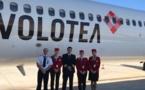 Emploi : Volotea recrutera 250 personnes en 2018