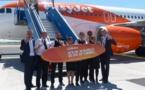easyJet fête ses 10 ans de présence à l'aéroport de Biarritz