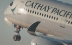 Cathay Pacific lance une fréquence supplémentaire entre Paris et Hong Kong